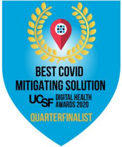 UCSF Digital Health Awards Quarterfinalist